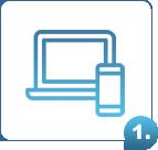 Оформление заявки на сайте или самостоятельный звонок в компанию